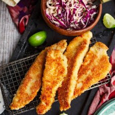 Gone Fishin': Catfish Tacos With Chipotle Slaw Recipe