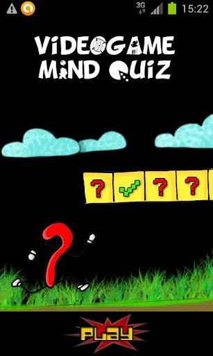 Videogame Mind Quiz