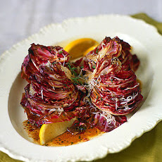 Grilled Radicchio and Fontina