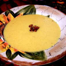 Butternut Pear Soup