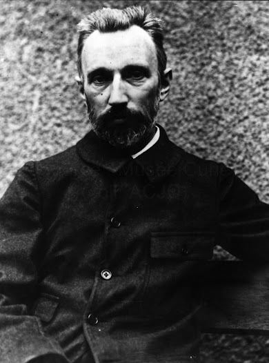 Pierre Curie in 1904