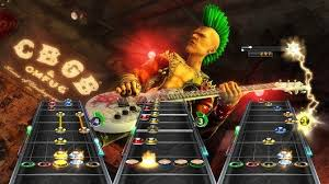 Looks like Activision is getting the Guitar Hero band back together