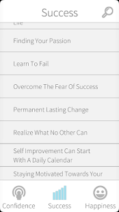 Personal Growth and Success - screenshot