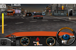 Screenshot of Dr Driving -  3D Driving game