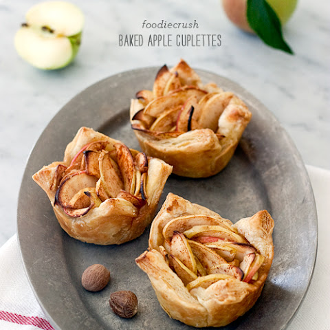 Baked Apple Cups