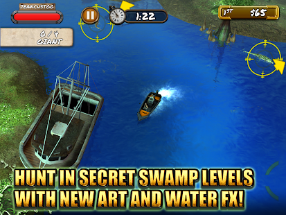 Screenshots  Swamp People
