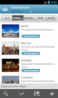 Screenshot of Germany Guide by Triposo