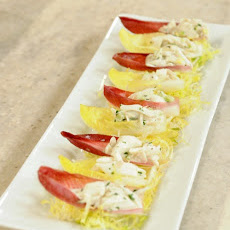 Crabmeat and Endive Salad