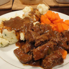 Beef, Red Wine and Chilli Casserole/Stew