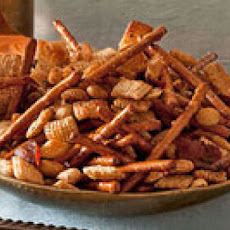 Honey-Bacon Snack Mix