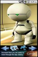 Screenshot of Robots puzzle