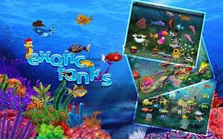 Screenshot of Tap Fish