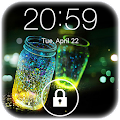 Fireflies lockscreen APK for iPhone