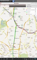 Screenshot of komuta Subway / Train