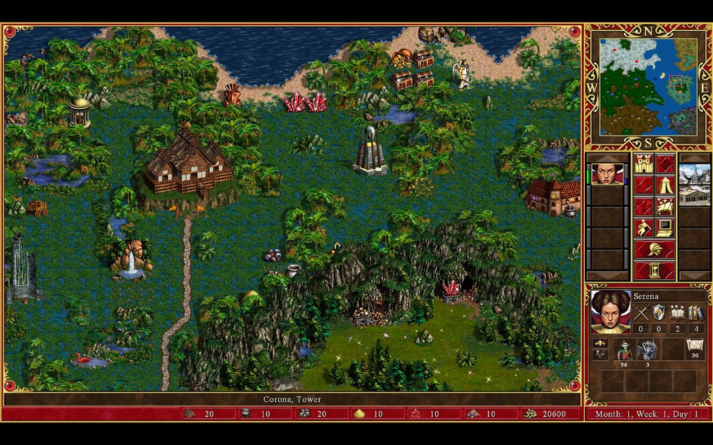 Heroes of Might & Magic III HD Screenshot 11