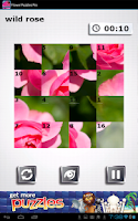 Screenshot of Flower Puzzles - FREE Game