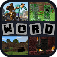 4Pictures 1Word Minecraft