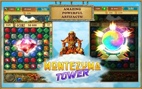 Screenshots  Montezuma Tower