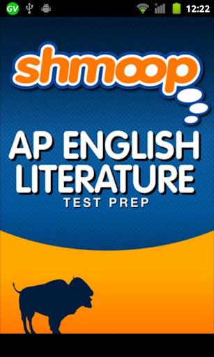 Shmoop AP English LIterature