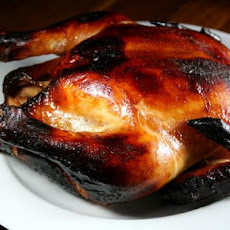 Roast Chicken Chinese-Style