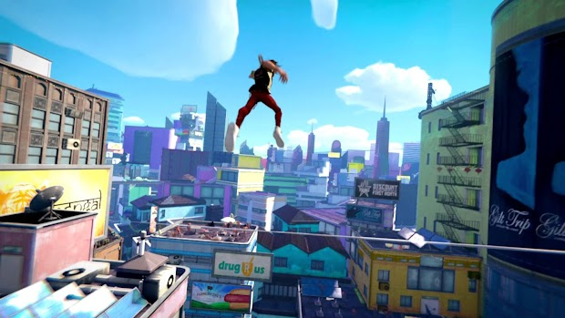 Sunset Overdrive still running at sub-1080p on Xbox One