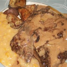 Christy's Pork Chops Normandy