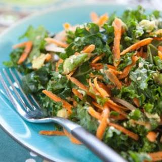 Kale Carrot Salad Recipes