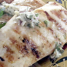 Cilantro Grilled Chicken Breast