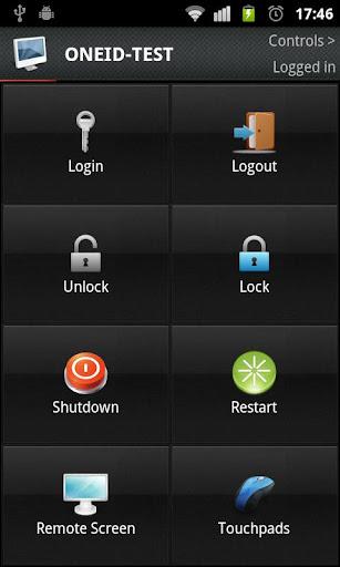 oneID - PC Remote Control