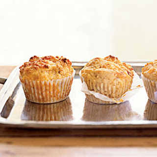 Bacon-Cheddar Corn Muffins