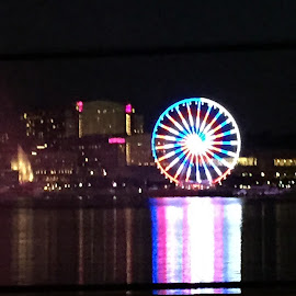 National Harbor  by Gary Bornstein - Instagram & Mobile iPhone