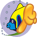 Funny Dots - Fish icon