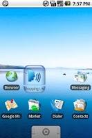 Screenshot of QwikList Voice Free
