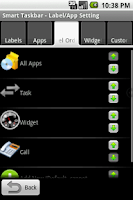 Screenshot of Smart Taskbar 1 (V1)