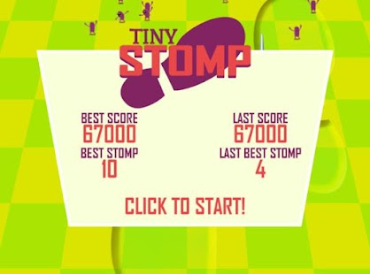 Tiny Stomp - screenshot