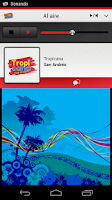 Screenshot of Tropicana FM para Android