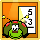 Bugaboo Math Flash Cards icon