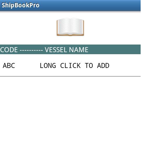 海洋船舶書臨 LOGO-APP點子