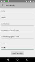 Screenshot of SumRando VPN