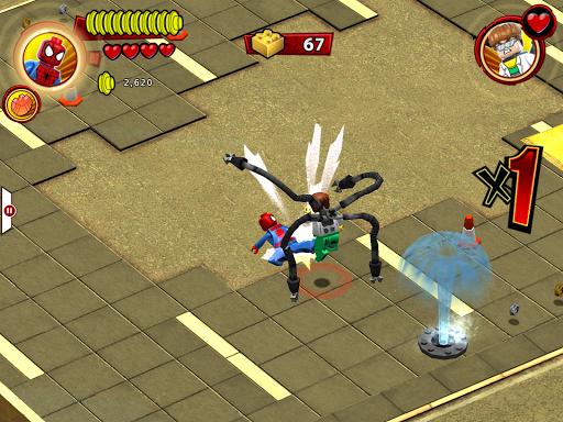 LEGO Marvel Super Heroes - screenshot