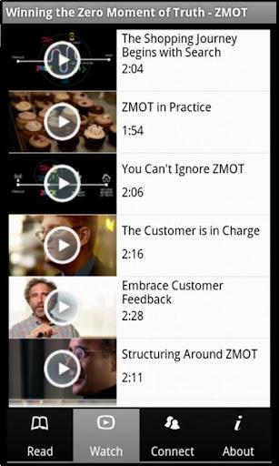 【免費書籍App】Winning the ZMOT - ENHANCED-APP點子