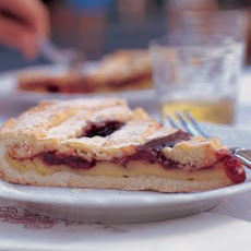 Sour Cherry Tart (Pizza di Visciole alla Romana)