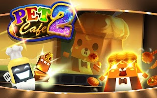 Screenshot of Pet Cafe 2: Cooking Mania