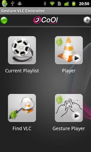 Gestural VLC Remote Controller
