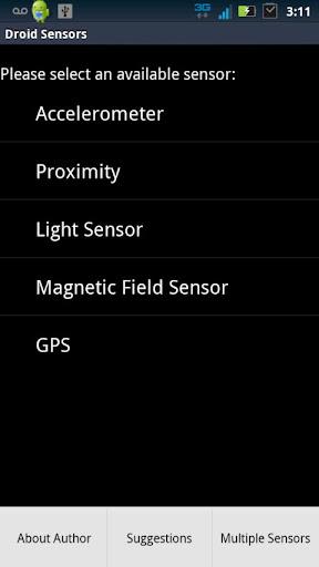 Sensor Data Collector