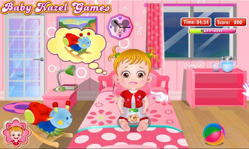 Baby Hazel Stomach Care - screenshot