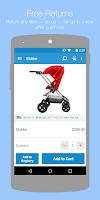 Screenshot of Diapers.com