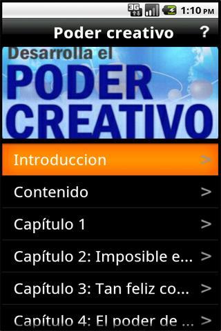 Poder Creativo
