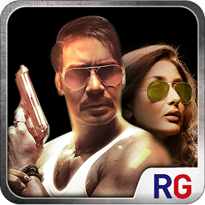 Cover art Singham Returns – Action Game