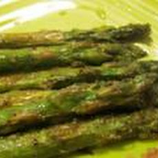 Nif's Easy Grilled Asparagus Spears